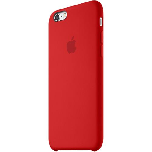 Apple iPhone 6/6s Silicone Case ((PRODUCT)RED) MKY32ZM/A