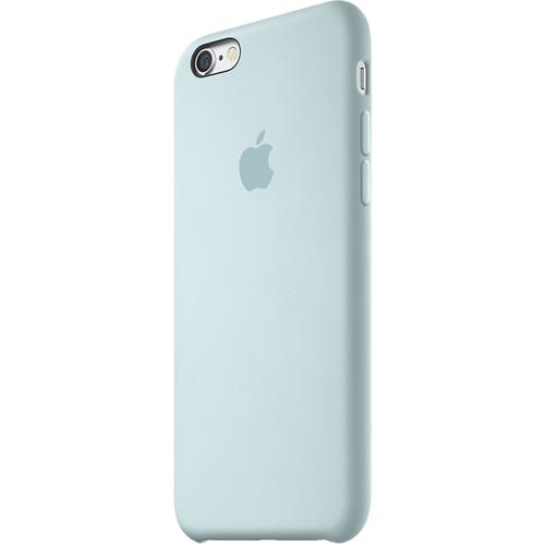 Apple iPhone 6/6s Silicone Case (Turquoise) MLCW2ZM/A