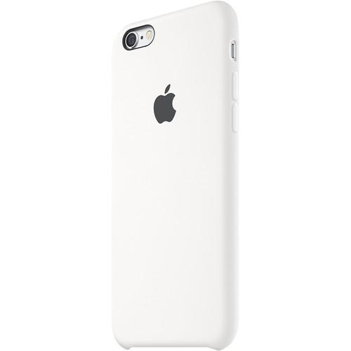 Apple iPhone 6/6s Silicone Case (White) MKY12ZM/A