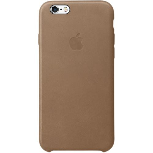 Apple iPhone 6 Plus/6s Plus Leather Case (Brown) MKX92ZM/A