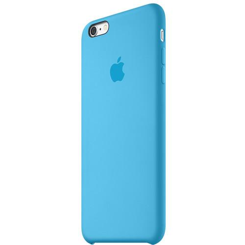 Apple iPhone 6 Plus/6s Plus Silicone Case (Blue) MKXP2ZM/A