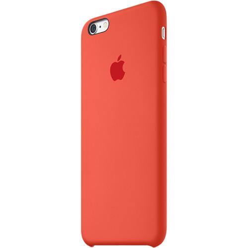 Apple iPhone 6 Plus/6s Plus Silicone Case (Orange) MKXQ2ZM/A