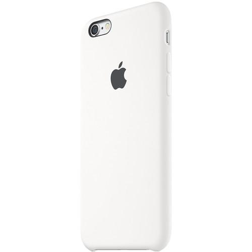 Apple iPhone 6 Plus/6s Plus Silicone Case (White) MKXK2ZM/A