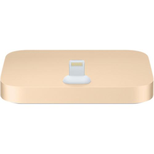Apple  iPhone Lightning Dock (Gold) ML8K2AM/A