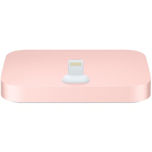 Apple iPhone Lightning Dock (Rose Gold) ML8L2AM/A