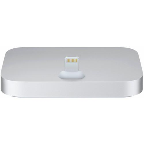 Apple  iPhone Lightning Dock (Silver) ML8J2AM/A