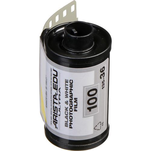 Arista EDU Ultra 100 Black and White Negative Film 190361