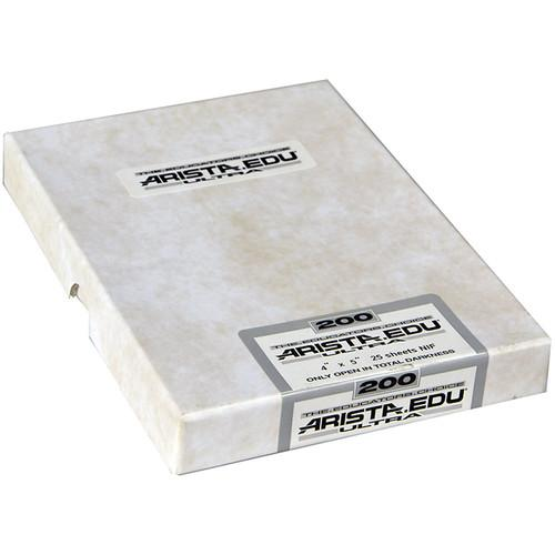 Arista EDU Ultra 200 Black and White Negative Film 190225