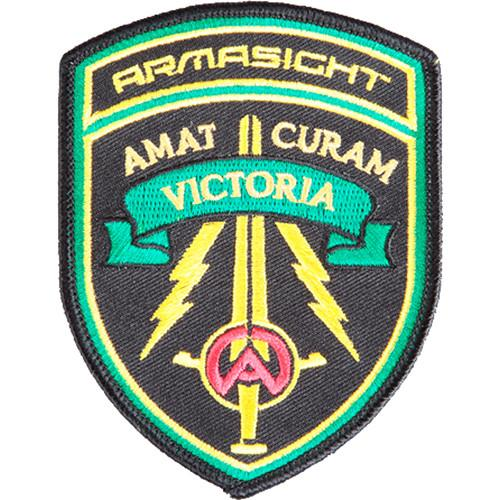 Armasight  Patch (Black) AS PATCH BLACK