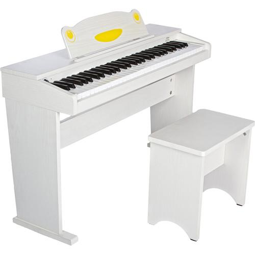 Artesia Artesia FUN-1 61-Key Children's Digital Piano FUN1-W