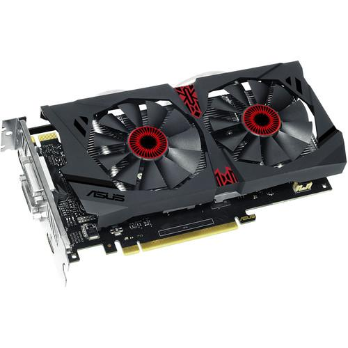 ASUS Strix GeForce GTX 950 Gaming STRIX-GTX950-DC2OC-2GD5-G