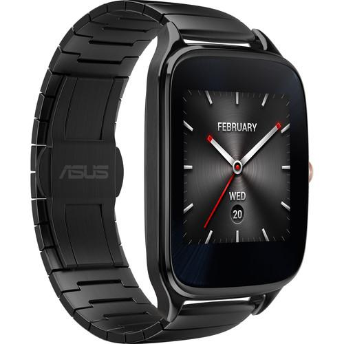 ASUS ZenWatch 2 Android Wear Smartwatch WI501Q-GM-GR