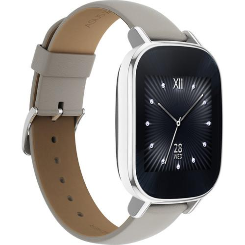 ASUS ZenWatch 2 Android Wear Smartwatch WI502Q-SL-BD