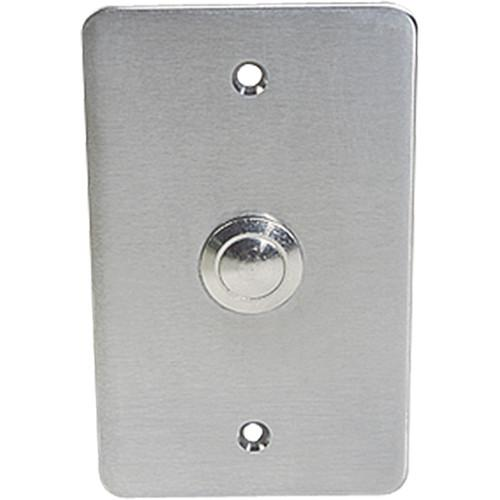 Atlas Sound Vandal-Resistant Intercom Push Switch VPB-1A