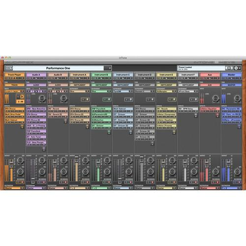 Audiffex inTone 2 - Multi-Function Processing Plug-In 10-12073
