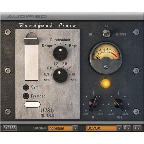 Audiffex U73b Compressor - Emulation of Vintage 10-12072
