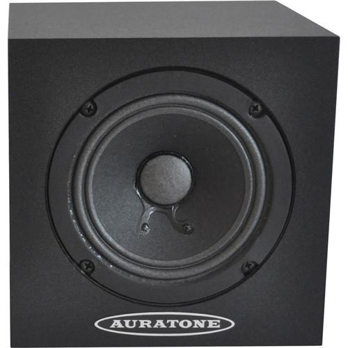 Auratone 5C Super Sound Cube Passive Studio 5C BLACK SINGLE