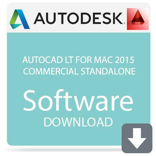 Autodesk AutoCAD LT for Mac 2015 Government 827G1-WWR1K5-1001