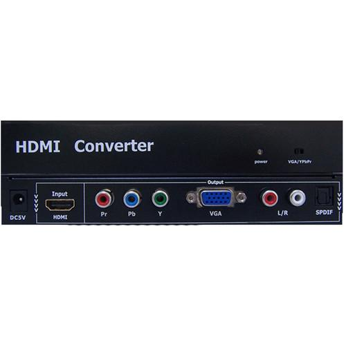 Avenview HDMI to Component/VGA with Audio C-HDM-COMPVGA-A