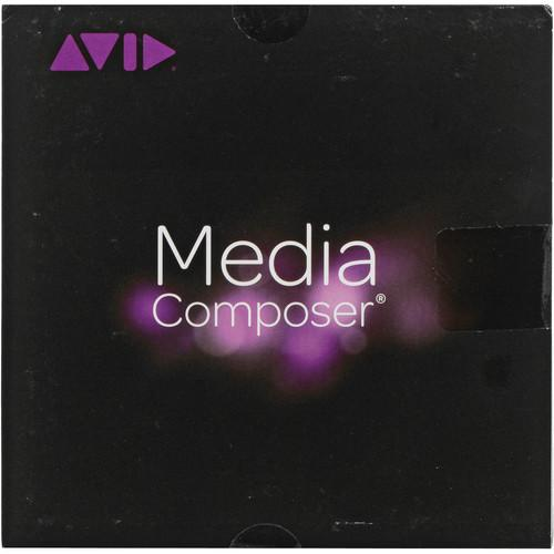 Avid Annual Software Upgrade for Media Composer 8 99206524102