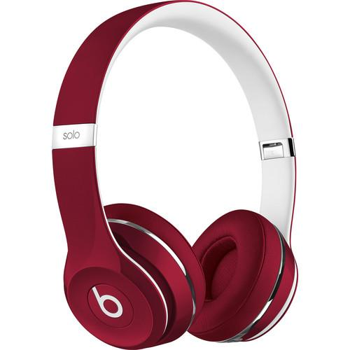 Beats by Dr. Dre Solo2 On-Ear Headphones ML9G2AM/A