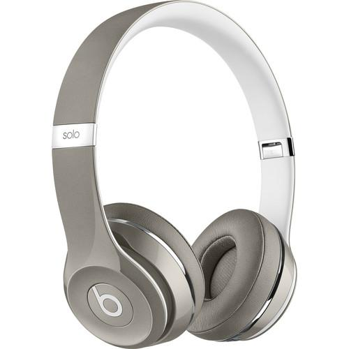 Beats by Dr. Dre Solo2 On-Ear Headphones MLA42AM/A