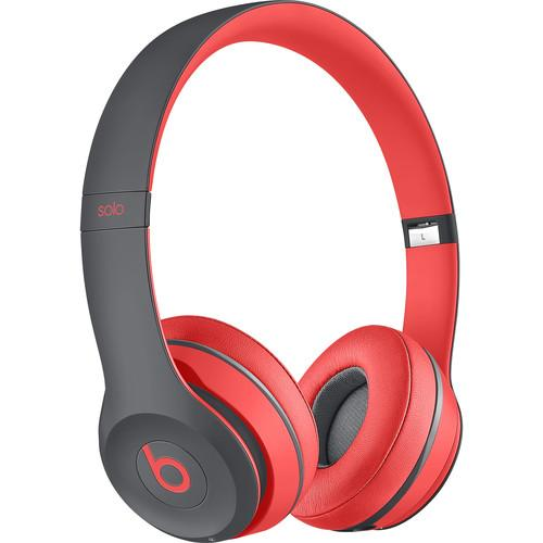 Beats by Dr. Dre Solo2 Wireless On-Ear Headphones MKQ22AM/A