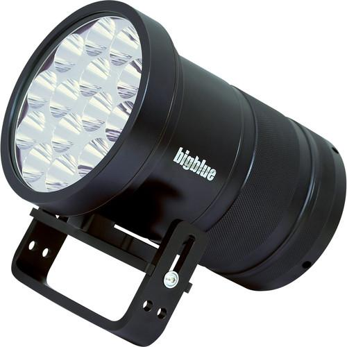 Bigblue TL18000P 18000 Lumens Technical Light (Black) TL18000P