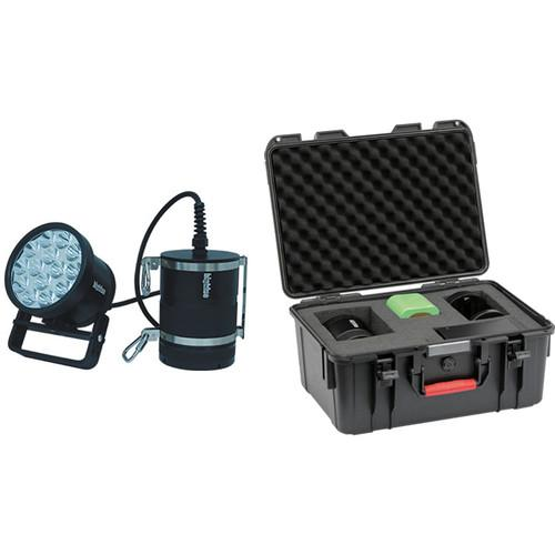 Bigblue TL18000PC 18000 Lumens Canister TL18000PC W/CASE