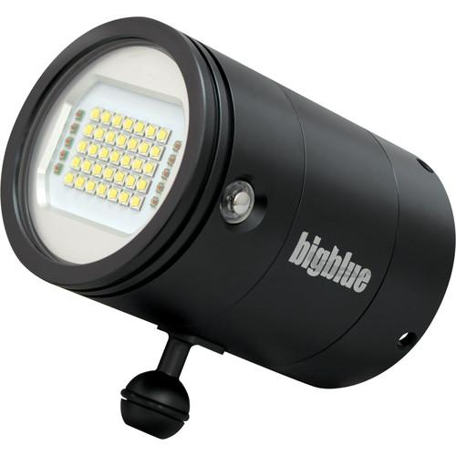 Bigblue VL25000PM Video Dive Light (Black) VL25000PM