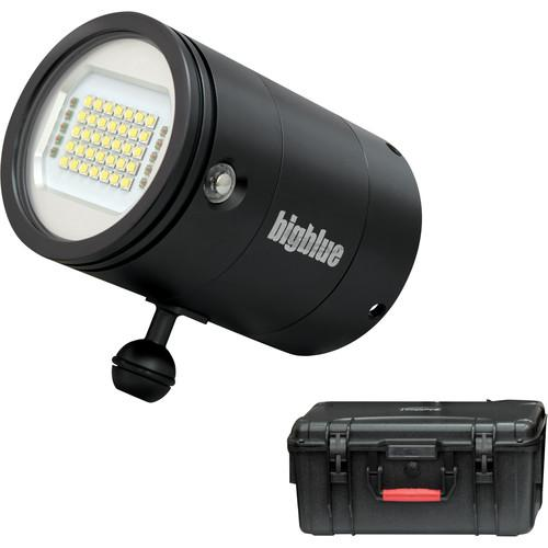 Bigblue VL25000PM Video Dive Light VL25000PM W/CASE