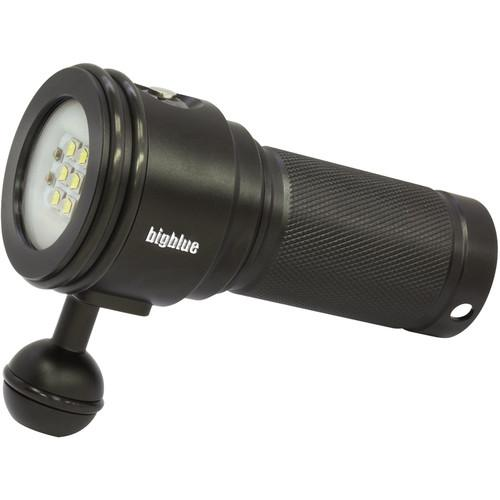 Bigblue  VL3500P Video Dive Light (Black) VL3500P