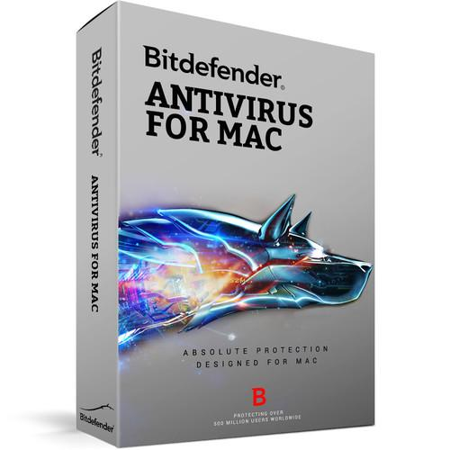Bitdefender  Antivirus for Mac 2016 TL11402003-EN