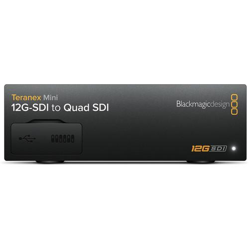 Blackmagic Design Teranex Mini SDI to Quad SDI CONVNTRM/DB/SDIQD