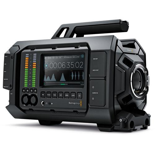 Blackmagic Design URSA 4K v2 Digital Cinema CINECAMURSA4K/EF-V2