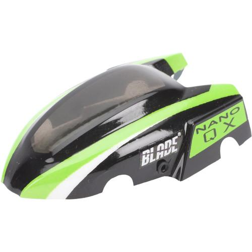 BLADE BLH7614 Canopy for Nano QX Quadcopter (Green) BLH7614