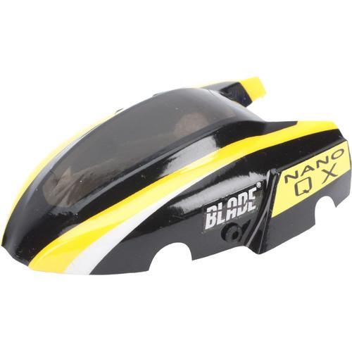 BLADE BLH7614A Canopy for Nano QX Quadcopter (Yellow) BLH7614A