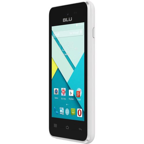 BLU Advance 4.0 L A010U 4GB Smartphone A010U-WHITE