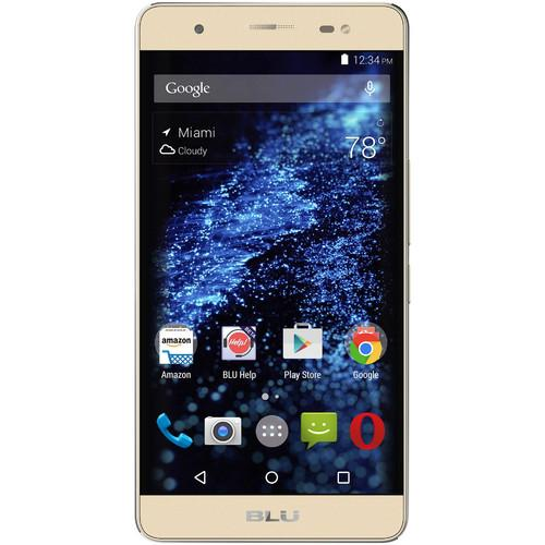 BLU Energy X Plus E030U 8GB Smartphone E030U-GOLD