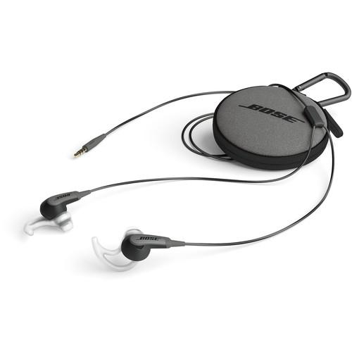 Bose SoundSport In-Ear Headphones-Audio Only 741776-0140