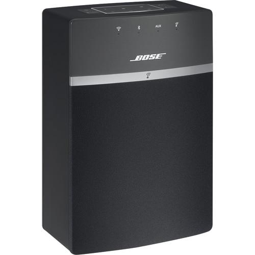 Bose SoundTouch 10 Wireless Music System (Black) 731396-1100
