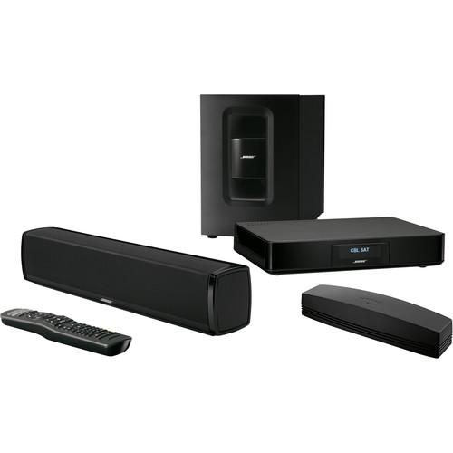 Bose SoundTouch 120 Home Theater System (Black) 738478-1100