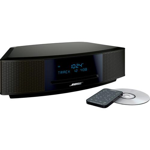 Bose Wave Music System IV (Espresso Black) 737251-1710