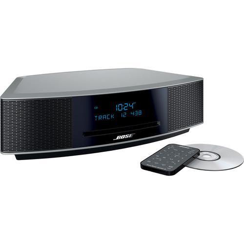 Bose Wave Music System IV (Platinum Silver) 737251-1310