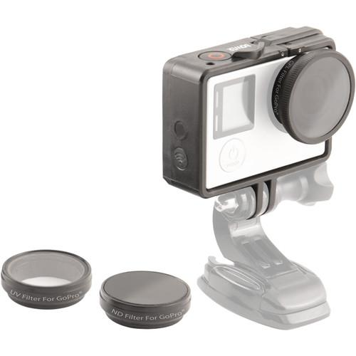 Bower Xtreme Action Series Filter Kit for GoPro XAS-FK4