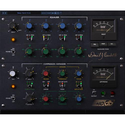 BOZ DIGITAL  10db Bundle - Channel Strip Plug-In 10-12099
