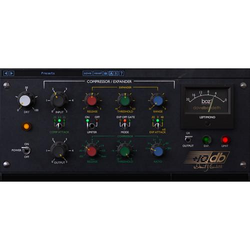 BOZ DIGITAL  10db Compressor - Dynamics Plug-In 10-12100