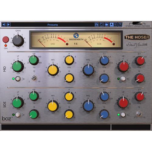 BOZ DIGITAL The Hoser XT - Modeled Ward Beck Channel EQ 10-12098