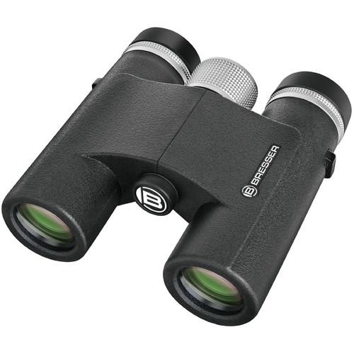 BRESSER 10x28 Everest Binocular (Black) 17-03100U