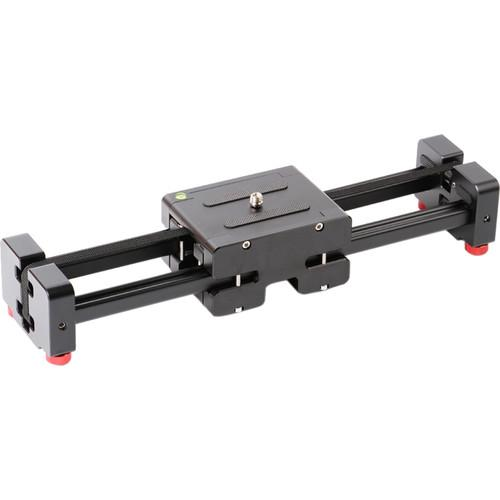 CAME-TV Portable Mini DSLR DV Video Slider (1.2') LA370